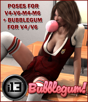 i13 BUBBLEGUM 3D Figure Essentials 3D Models ironman13