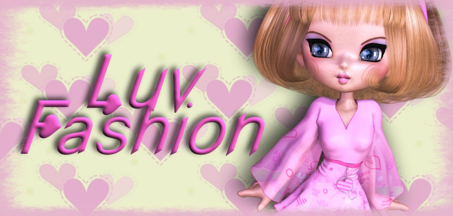 Luv Fashion for Be Mine - expandedby3-DArena()