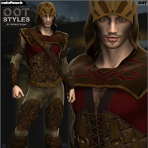 OOT Styles for Midnight Rogue for Genesis 2 Male(s) image 1