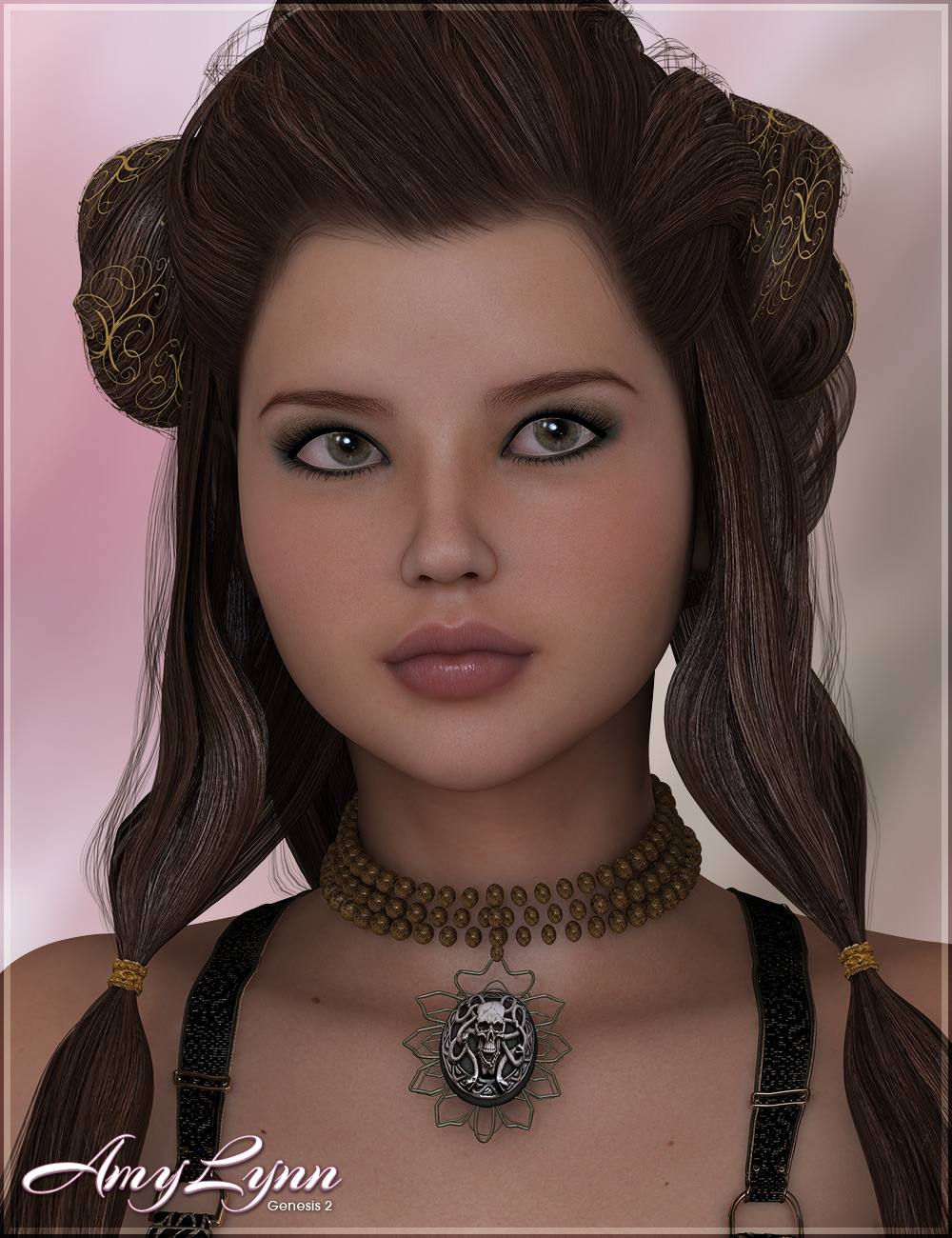 Sabby-AmyLynn for Genesis 2 Female(s)