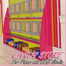 Candy Store Interior image 1
