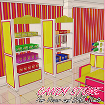 Candy Store Interior image 2