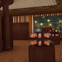Candy Store Interior image 6