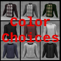 Sickle SWEATERS M4H4 - Extended License image 4