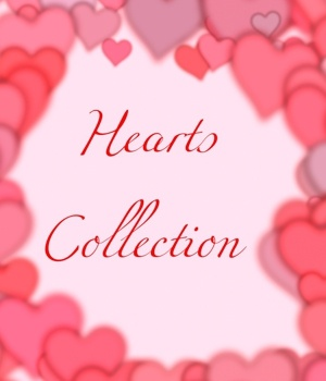 Hearts Collection 2D Tempesta3d