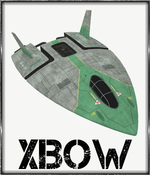 XBOW Spacecraft 3D Models 3-d-c