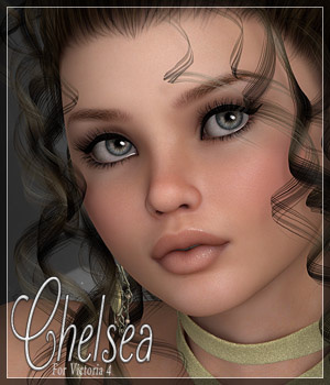 SV7 Chelsea 3D Figure Essentials Seven