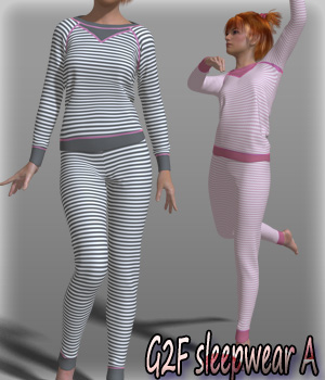 G2F sleepwear A 3D Figure Essentials kang1hyun