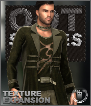 OOT Styles for Dark Passion for Genesis 2 Male(s)