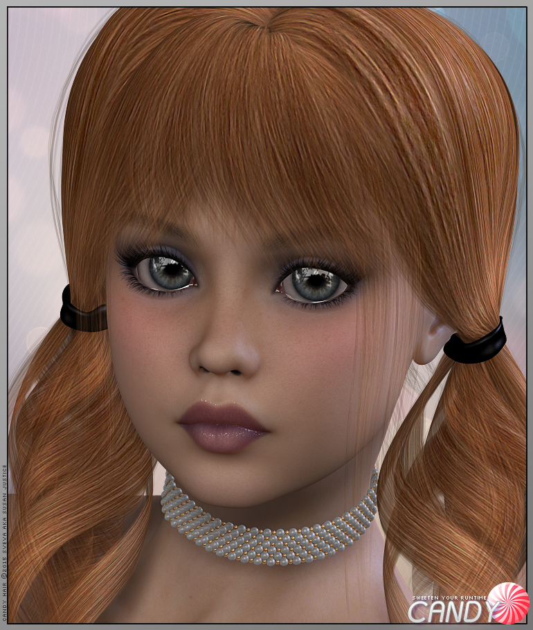 Candy Wavy Pigtails by Sveva