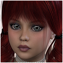 Candy Wavy Pigtails image 1