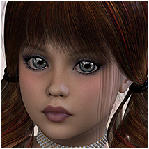 Candy Wavy Pigtails image 4