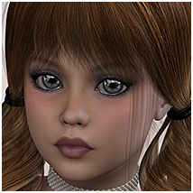 Candy Wavy Pigtails image 5