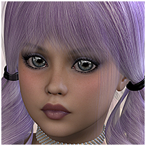 Candy Wavy Pigtails image 6
