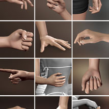 Hand Poses image 1