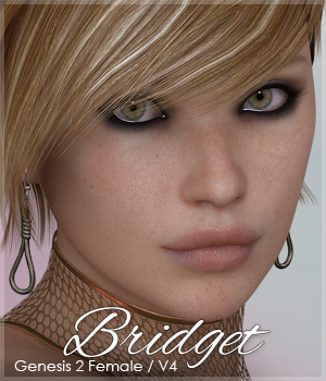 Sabby-Bridget for V4 and Genesis 2 by Sabby