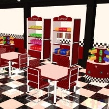 Renovated: Candy Store image 1