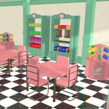 Renovated: Candy Store image 7