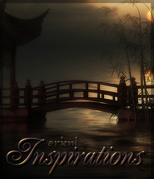 Orient Inspirations 2D Graphics Sveva