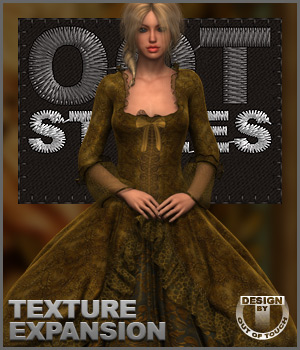 Royal Styles for Grand Ballroom Dress for Genesis 2 Female(s) 3D Figure Essentials outoftouch