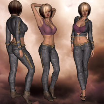 Bad Girl Style for G2 image 3