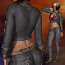 Bad Girl Style for G2 image 4