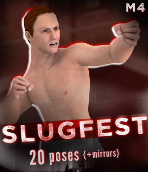 Slugfest M4 3D Figure Essentials gmm2