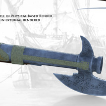 Pirate Boarding Weapons image 6