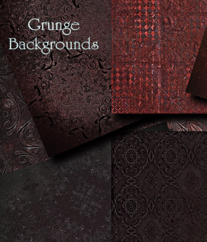 Grunge Backgrounds 2D Graphics antje