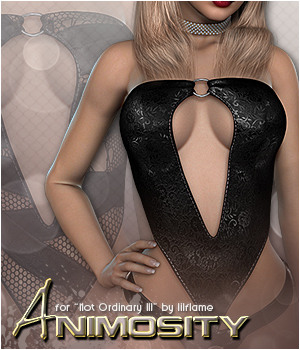 Animosity for Not Ordinary III 3D Figure Essentials Sveva