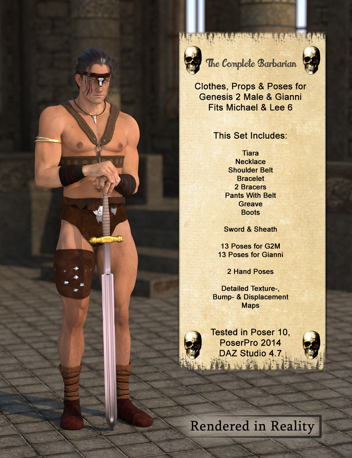 The Complete Barbarian
