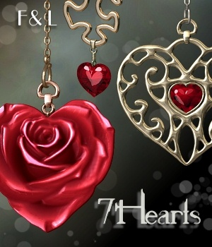 7Hearts 3D Figure Essentials fabiana