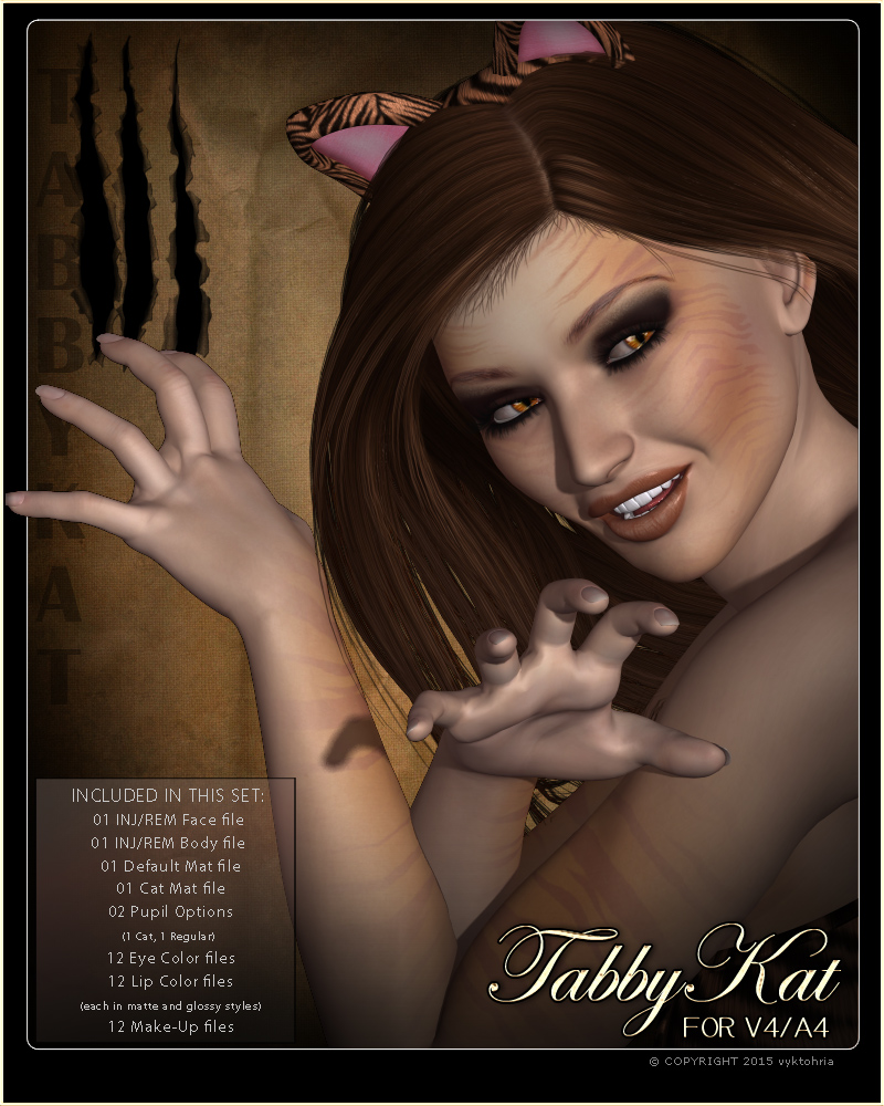 VYKHLM_TabbyKat for V4/A4