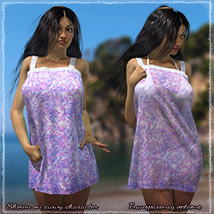 Dynamic Summer Dress image 1
