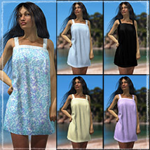 Dynamic Summer Dress image 2