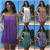 Dynamic Summer Dress image 3