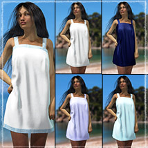 Dynamic Summer Dress image 4