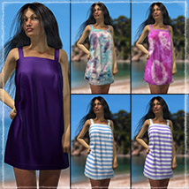Dynamic Summer Dress image 5