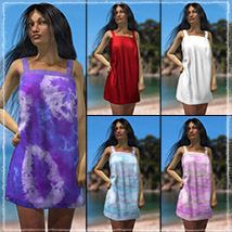 Dynamic Summer Dress image 6
