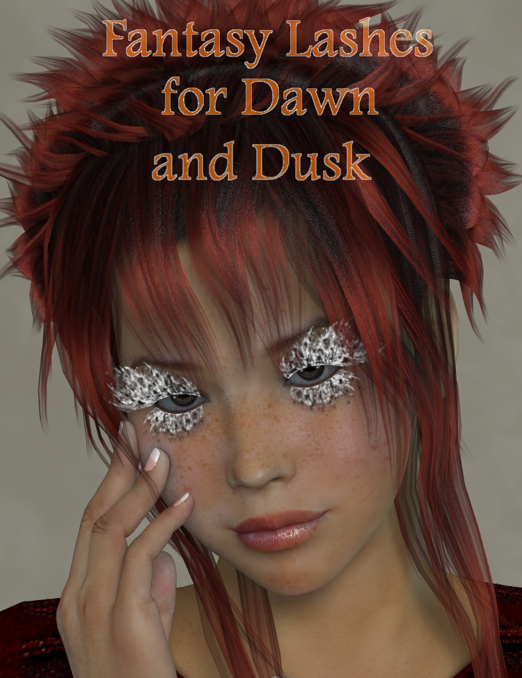 ML Fantasy Lashes for Dawn and Dusk