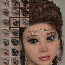 ML Fantasy Lashes for Dawn and Dusk image 3