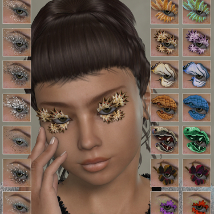 ML Fantasy Lashes for Dawn and Dusk image 5