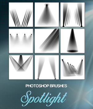 PB - Spotlight 2D Graphics Merchant Resources Atenais