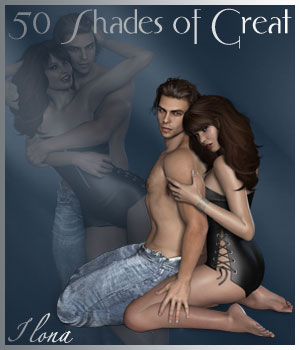 50 Shades of Great - V4-M4 by ilona