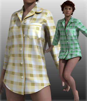 g2f sleepwear D 3D Figure Essentials kang1hyun