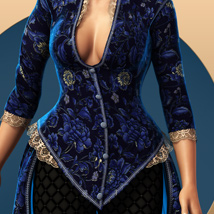 Centigrade Outfit for Genesis 2 Female(s) image 3