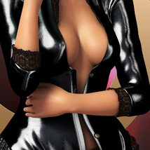 Centigrade Outfit for Genesis 2 Female(s) image 4