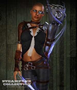 SP Pirate for V4 3D Figure Essentials jonnte