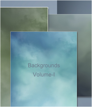 Backgrounds - Volume I 2D Graphics digiPixel