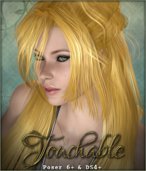 Touchable Anastasia 3D Figure Essentials -Wolfie-